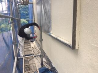 福山市水吞町U様邸外壁塗装工事