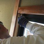 福山市全面改修工事 クロス貼・外壁塗装