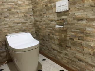 福山市加茂町K様邸 トイレ改修工事