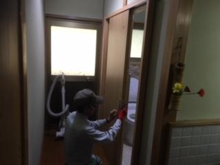 福山市K様邸トイレ改修工事