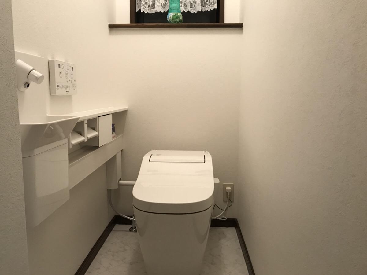 トイレを気持ちの良い空間へ