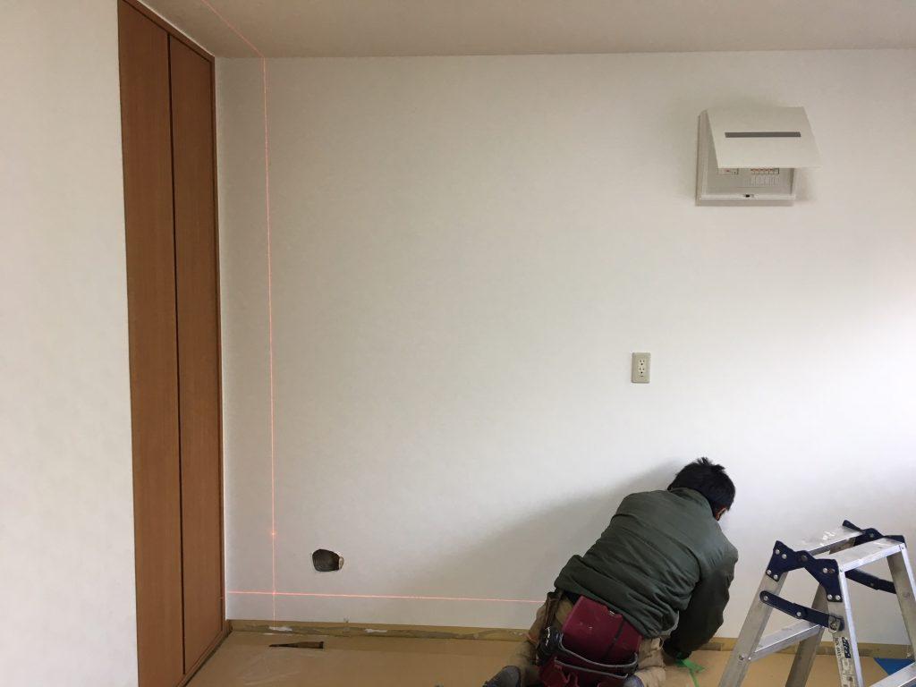 府中市H様邸内装リフォーム工事