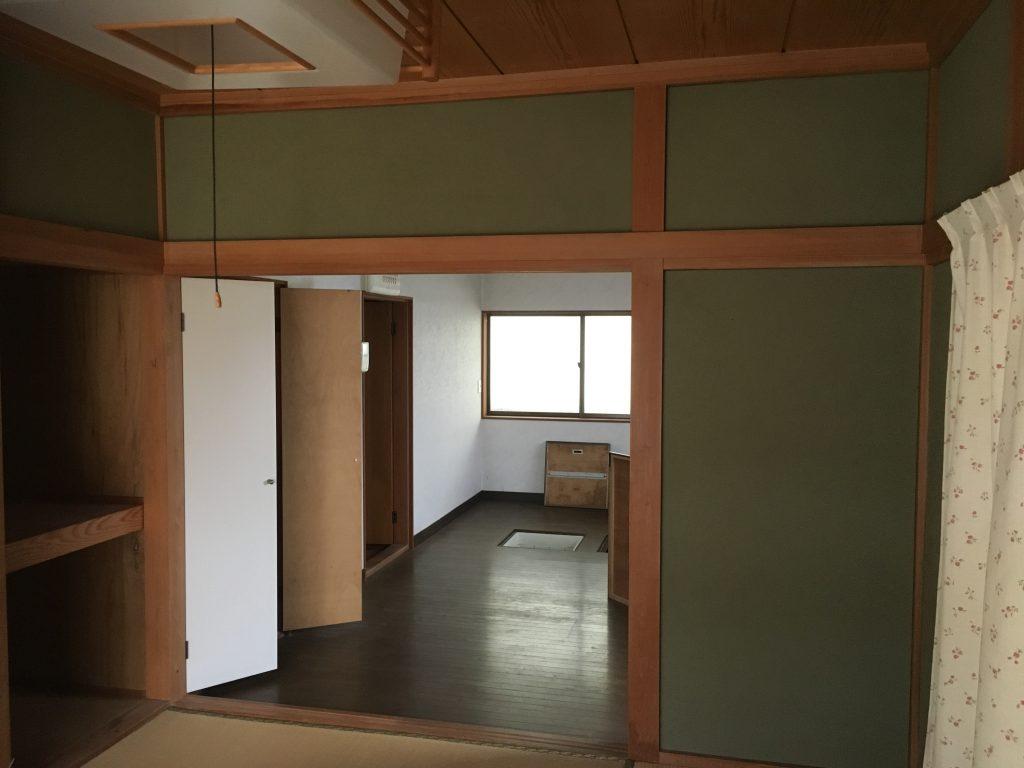 福山市水回り改修工事完成 LDK/ユニットバス/トイレ