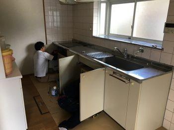 福山市多治米町浴室・キッチンリフォーム工事