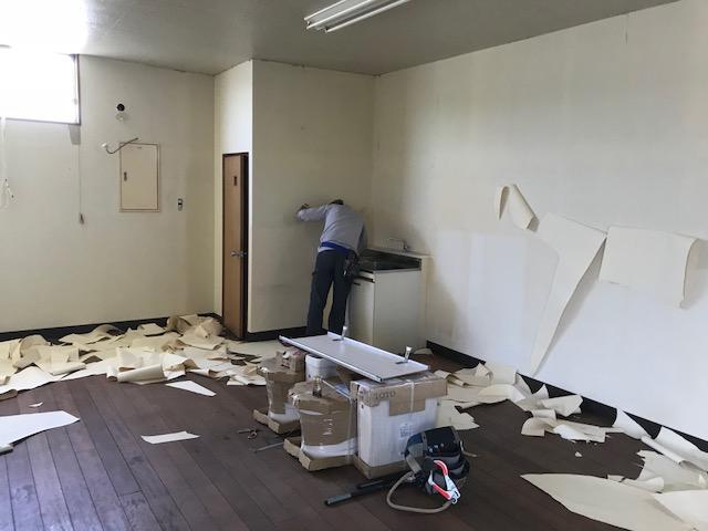 福山市神辺町トイレ改修工事
