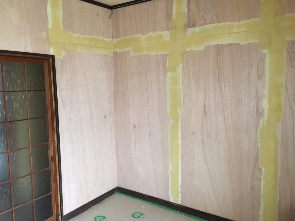 福山市桜馬場町和室改修工事