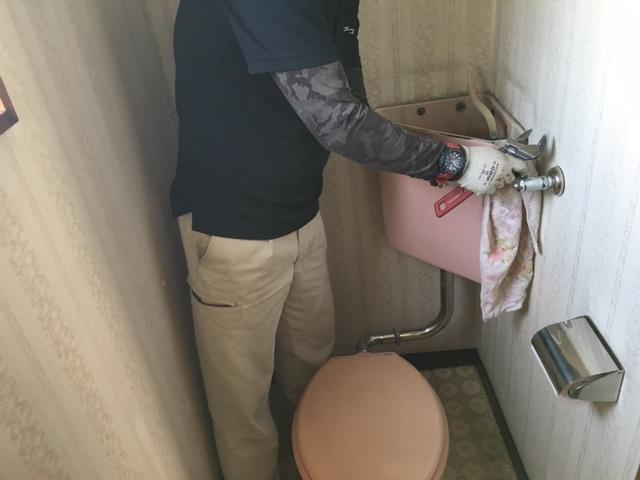 福山市入船町S様邸 トイレ・洗面台・内装工事