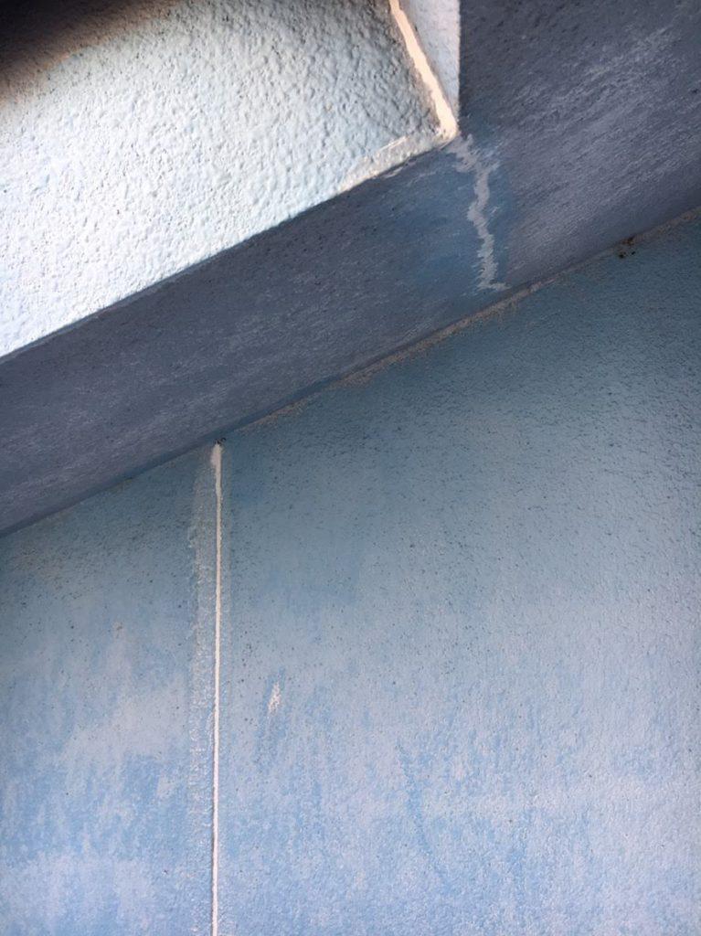 福山市新市町外壁塗装工事