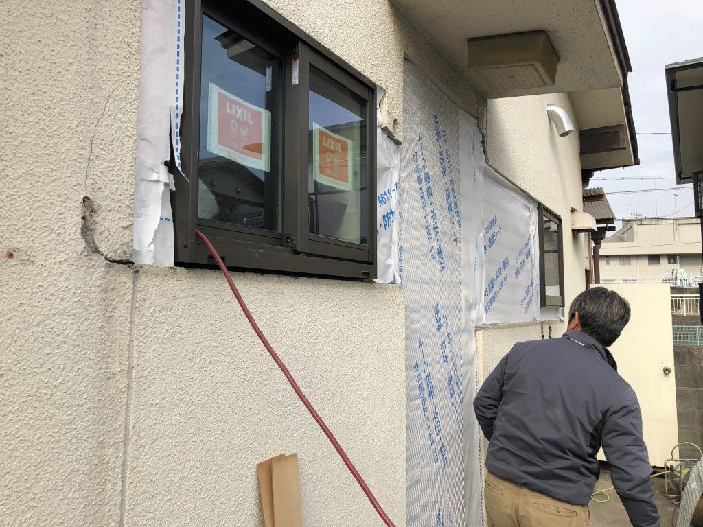 福山市横尾町F様邸全面改修工事