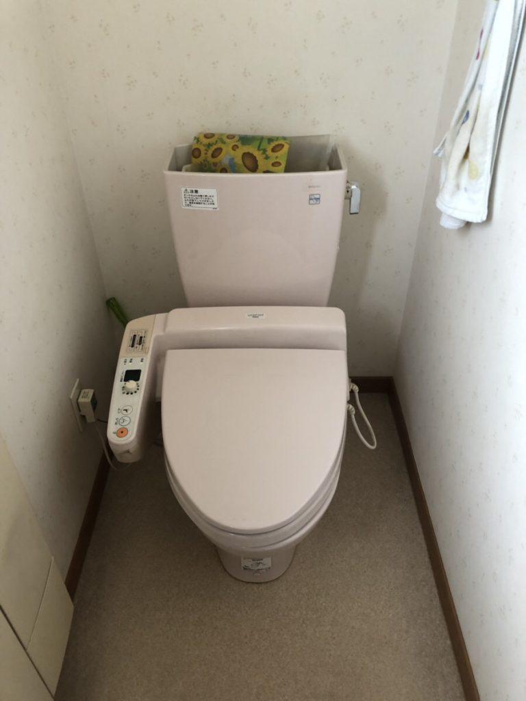 府中市トイレ改修工事