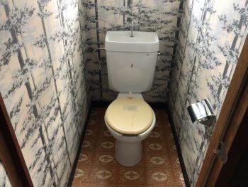 蔵王町トイレ改修工事完了致しました。