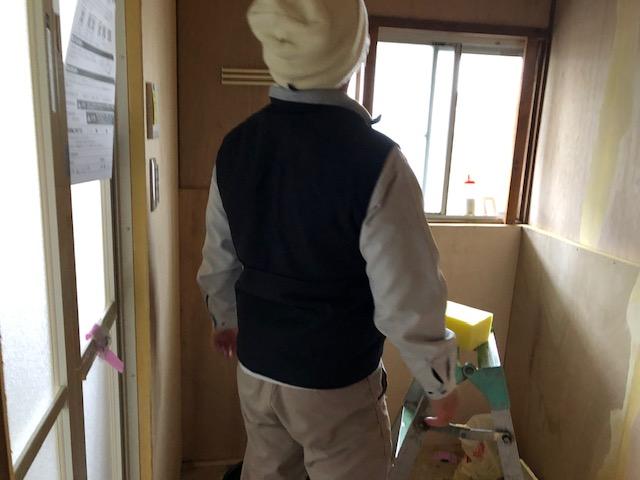 福山市手城町H様邸 浴室改修工事
