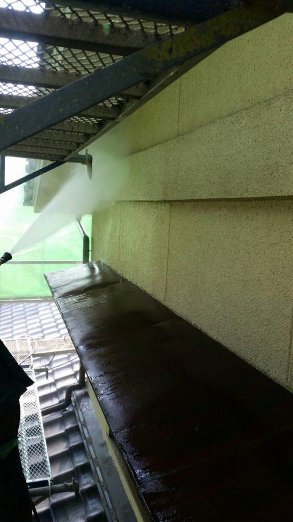 府中市外壁塗装工事