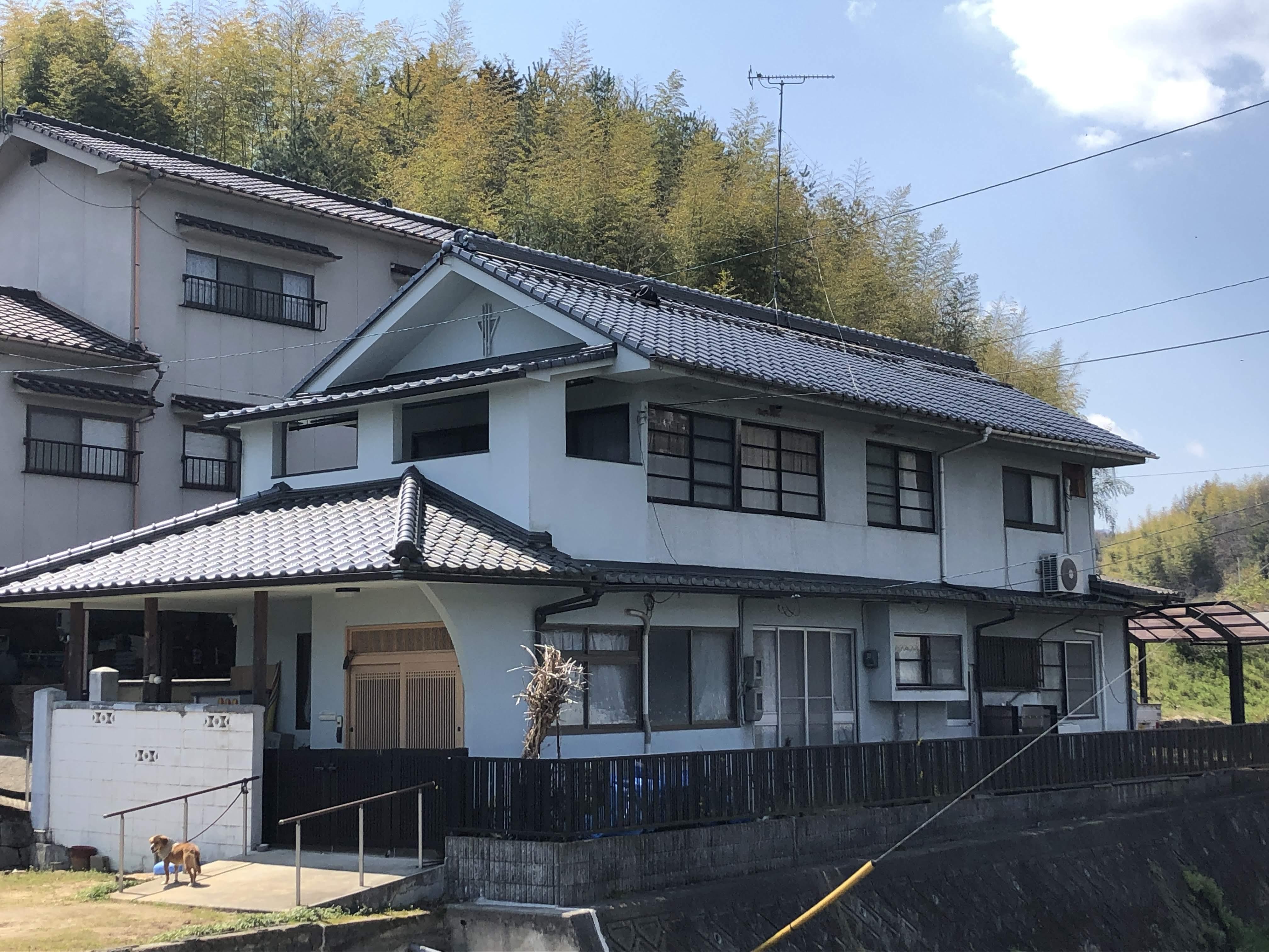 福山市芦田町 屋根葺き替え工事 竣工いたしました!!