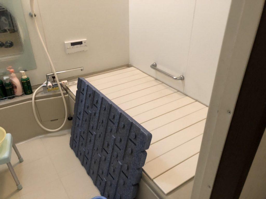 福山市加茂町にて浴室改修工事をさせていただきました。