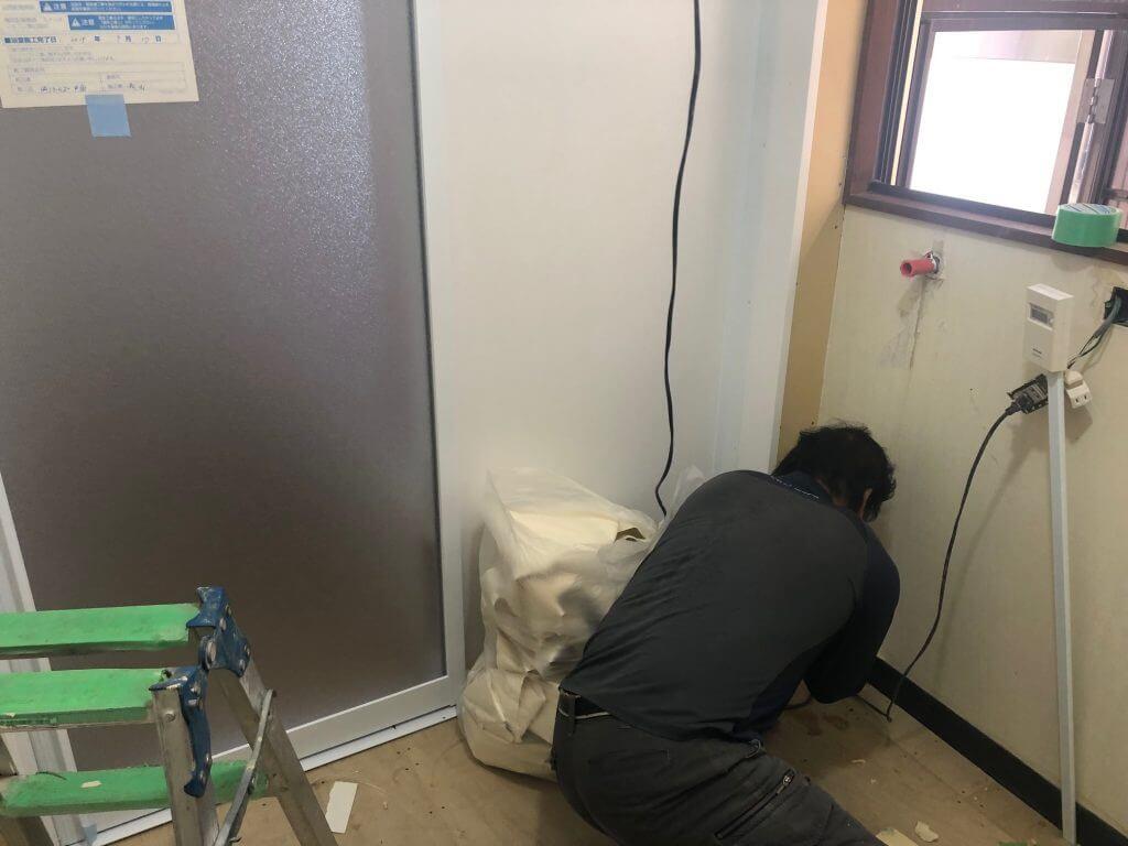 福山市多治米町T様邸浴室改修工事