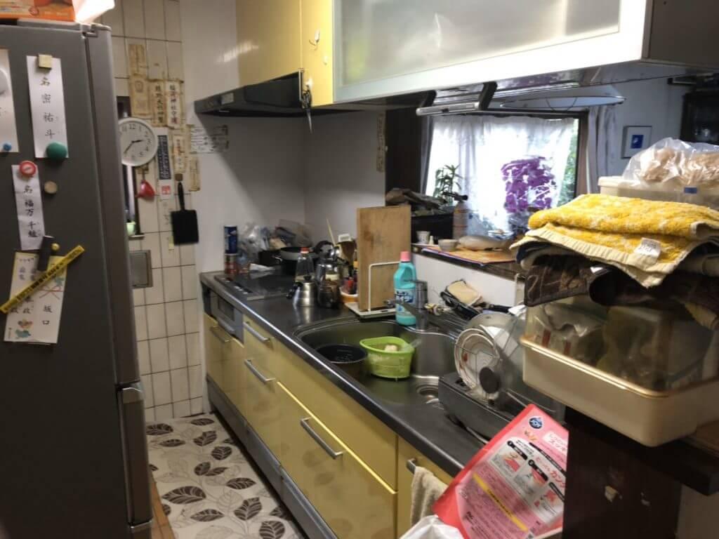 神辺町キッチン改修工事が完成しました!