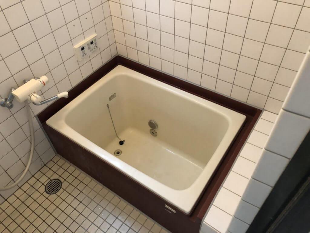 千田町で浴室改装中です!