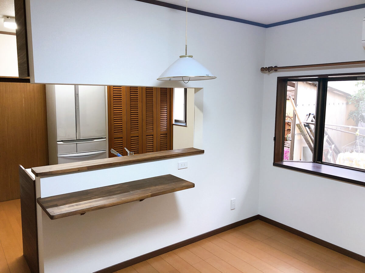 神辺町 キッチン改修工事