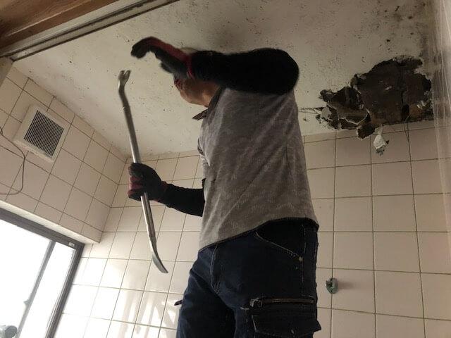 尾道市御調町N様邸 浴室改修工事