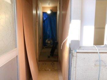 福山市本庄町W様邸 浴室トイレ改修工事