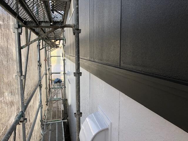 福山市柳津町 外壁塗装工事