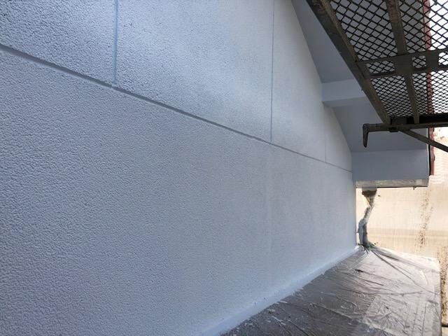 尾道市H様邸外壁塗装工事