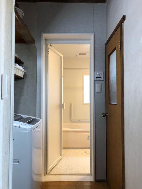 神辺町M様邸 浴室改修工事