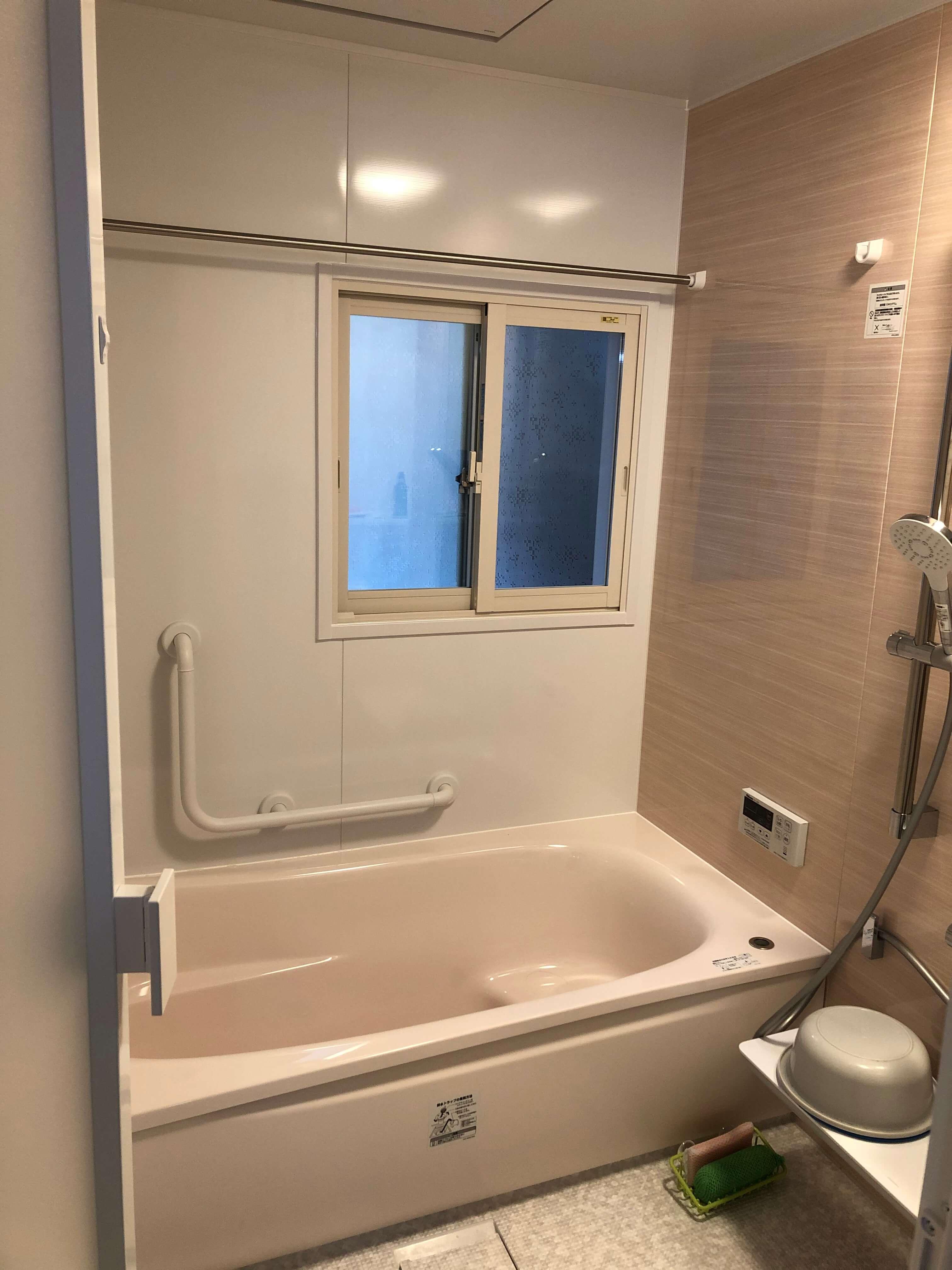福山市神辺町 M様邸浴室改修工事