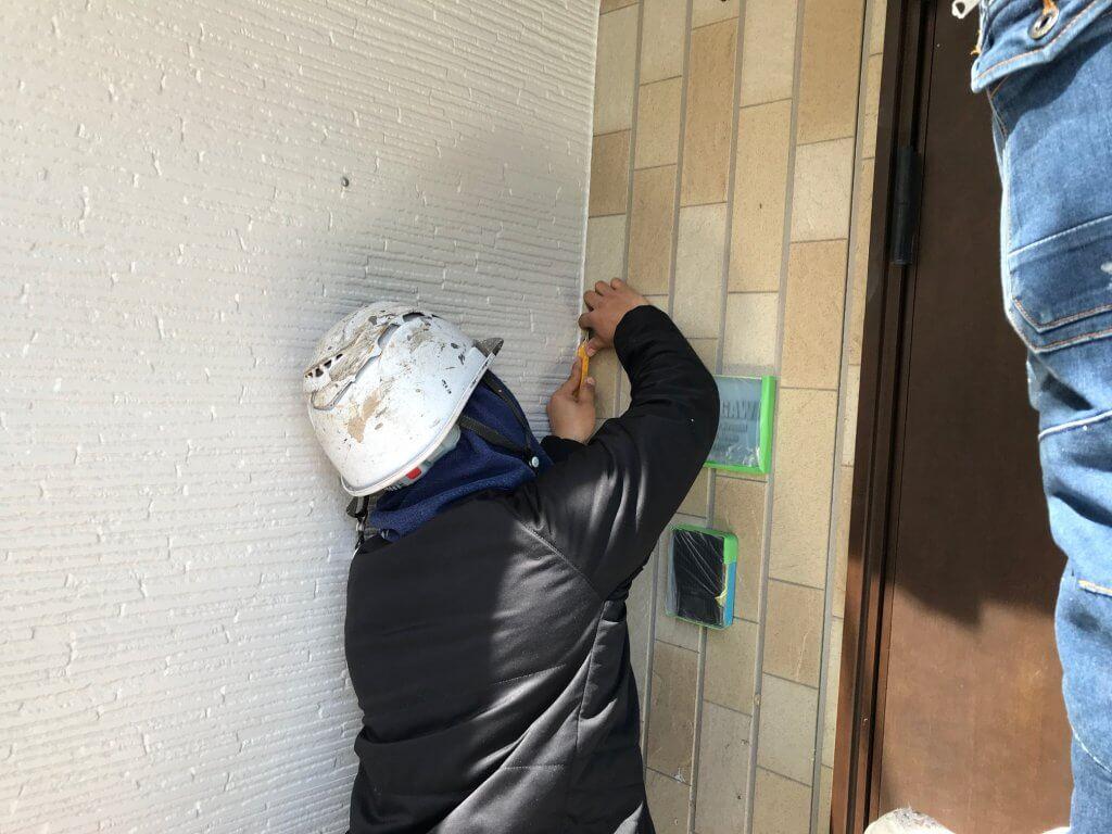 福山市駅家町N様邸 外壁塗装工事