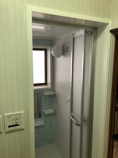 福山市瀬戸町N様邸 浴室改修工事